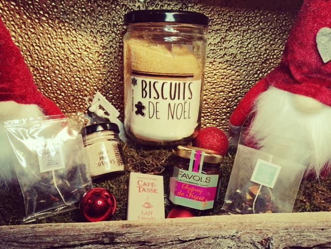 Box à thème Noël