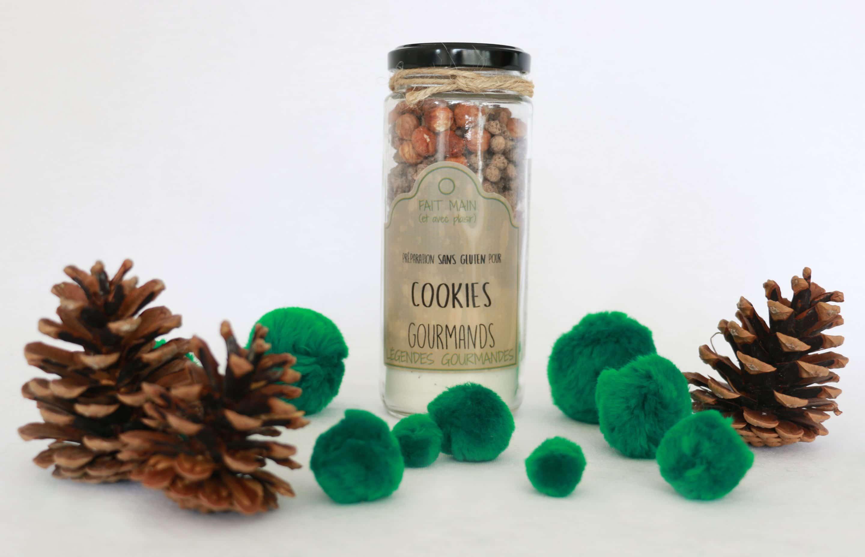 Cookies Gourmand sans gluten