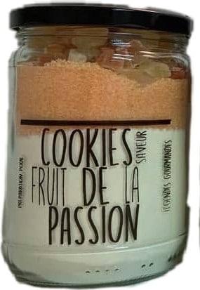 Cookies Fruits de la Passion