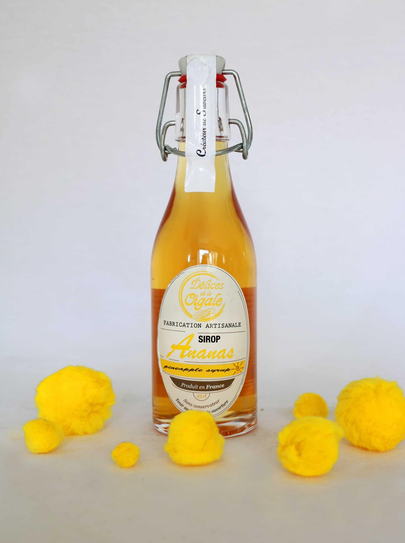 Sirop Ananas